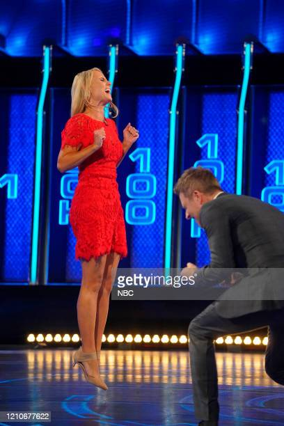THE WALL Michael Holly Episode 302 Pictured Holly Vanosdale Chris Hardwick