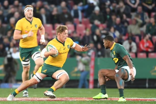 ZAF: South Africa v Australia - 2019 Rugby Championship