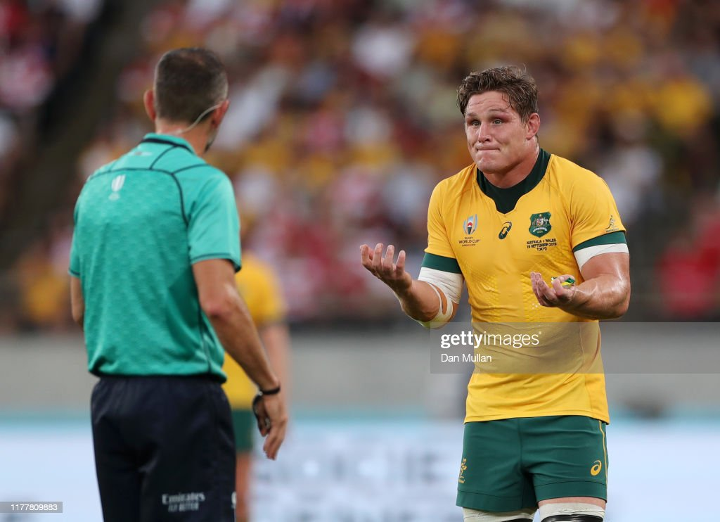 Australia v Wales - Rugby World Cup 2019: Group D : News Photo