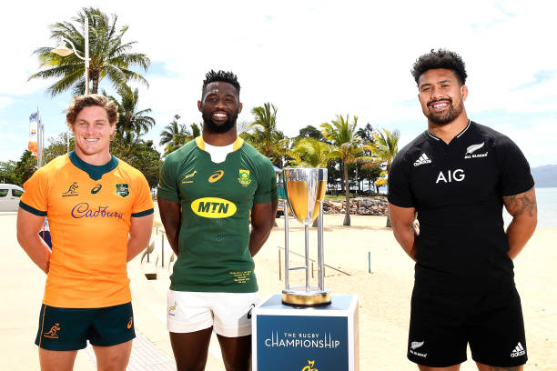 AUS: The Rugby Championship Captain's Media Opportunity