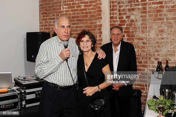 Michael Hort and Susan Hort attend The Rema Hort Mann Foundation LA Artist Initiative Benefit Auction on November 21 2013 in Los Angeles California