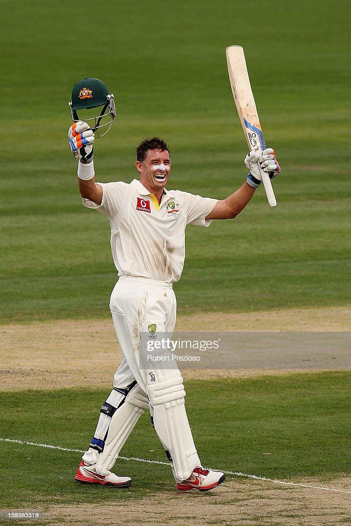 Australia v Sri Lanka - First Test: Day 2