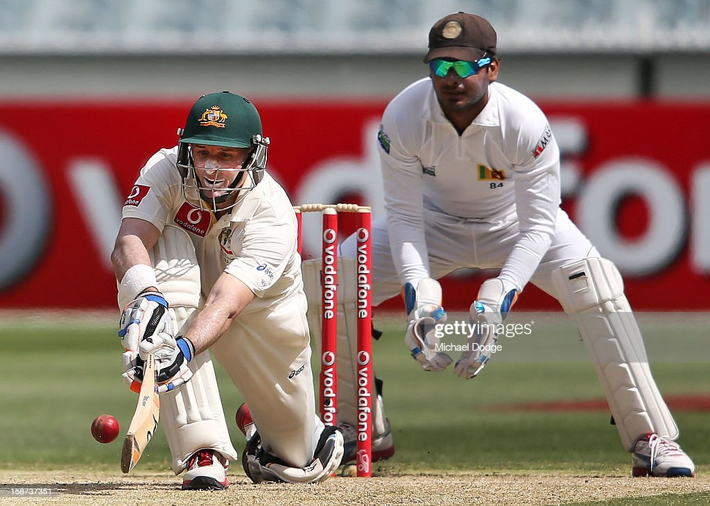 Australia v Sri Lanka - Second Test: Day 2 : News Photo