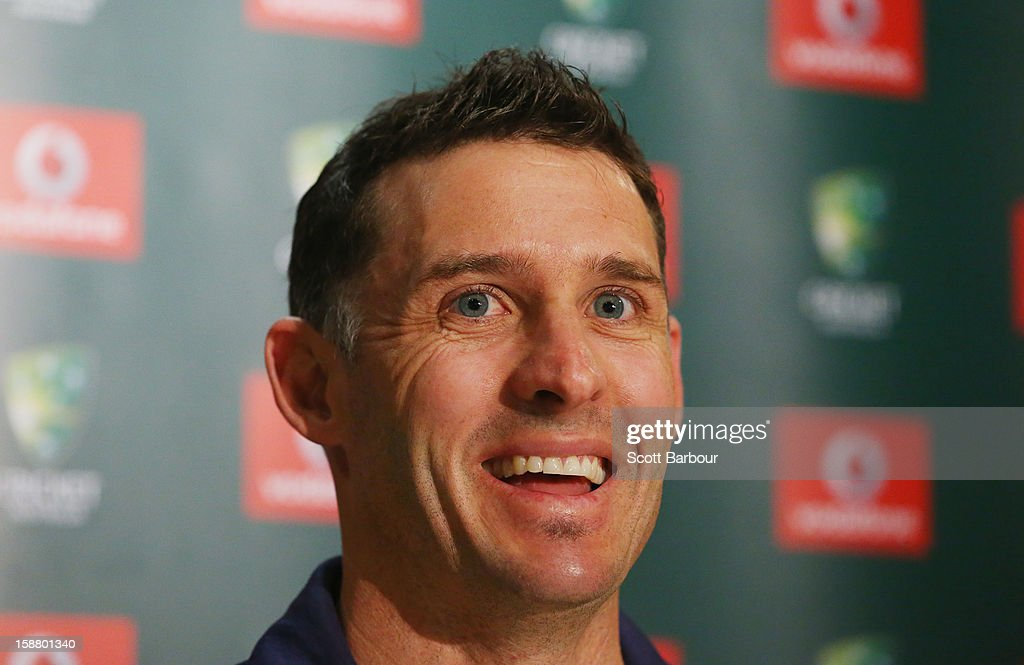 Mike Hussey Announces Retirement From International Cricket