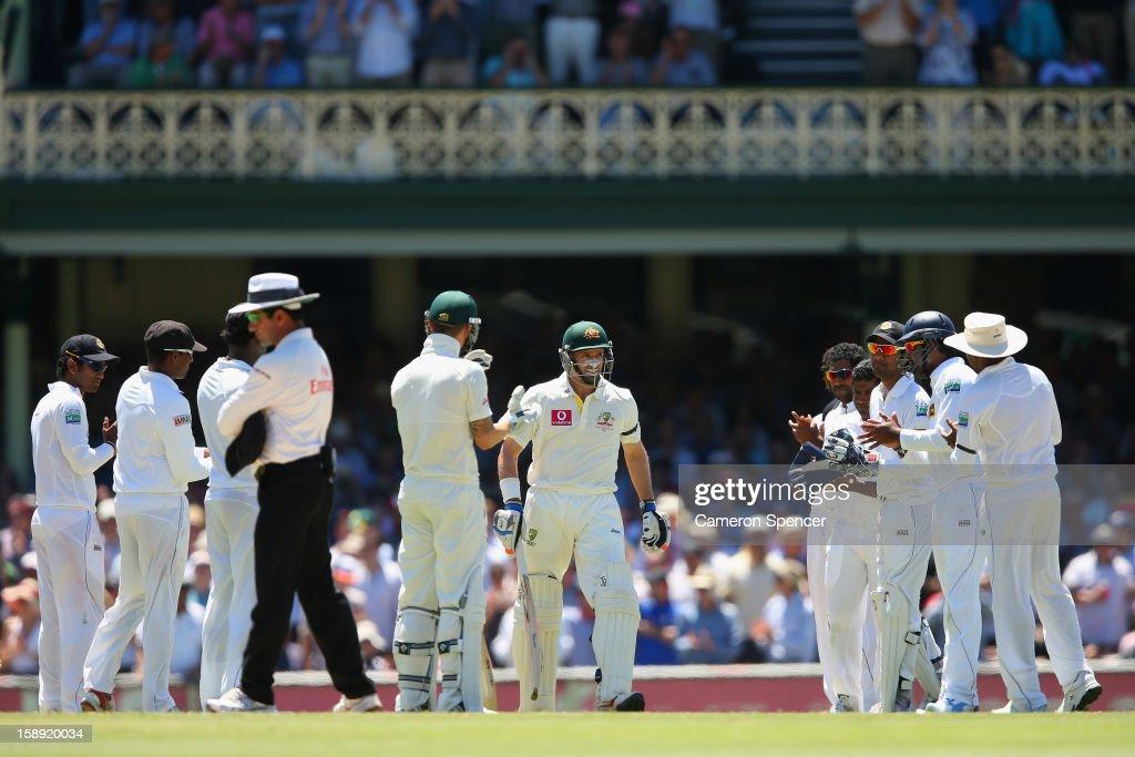 Australia v Sri Lanka - Third Test: Day 2