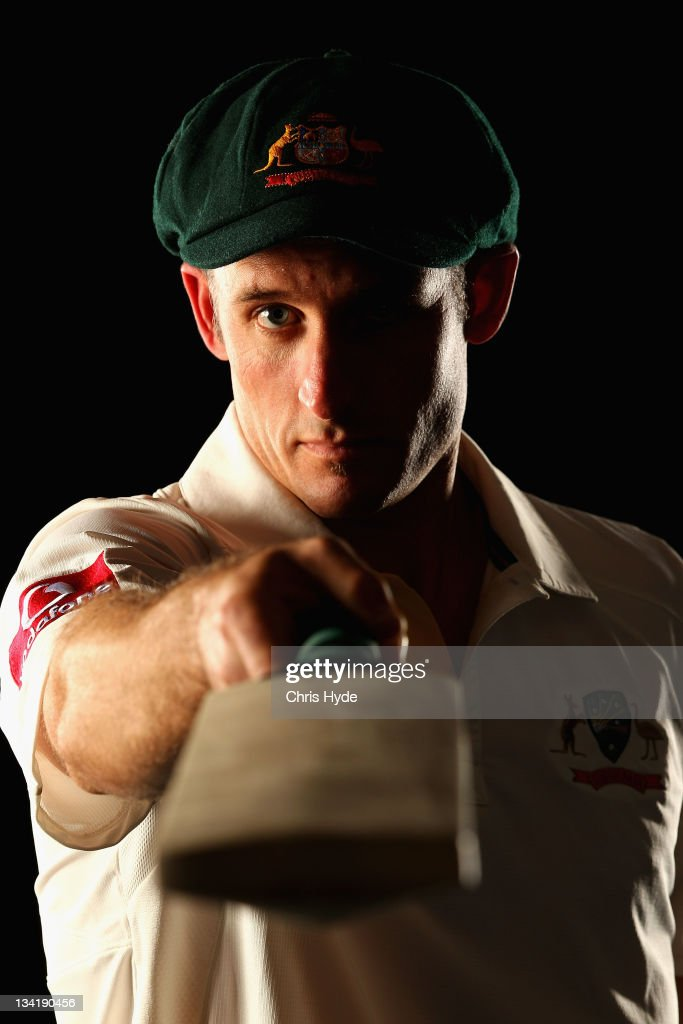 Michael Hussey In Profile