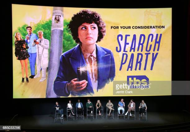 Michael Ian Black Lilly Burns Brandon Michael Hall John Reynolds Meredith Hagner Alia Shawkat John Early Charles Rogers and SarahViolet Bliss attend...