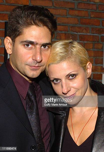 Michael Imperioli and Victoria Imperioli during 2004 Starving Artist Ball at Angel Orensanz Foundation in New York City New York United States