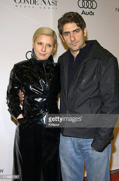 Michael Imperioli and Victoria Imperioli during 2nd Annual Audi and Conde Nast Never Follow Campaign Honoring the Careers of Four Innovators at The...