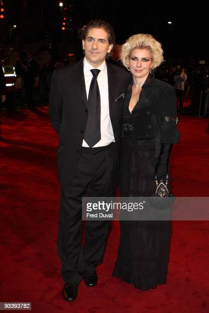 Michael Imperioli at the 2009 Royal Film Performance and World Premiere of 'The Lovely Bones' at Odeon Leicester Square on November 24, 2009 in...
