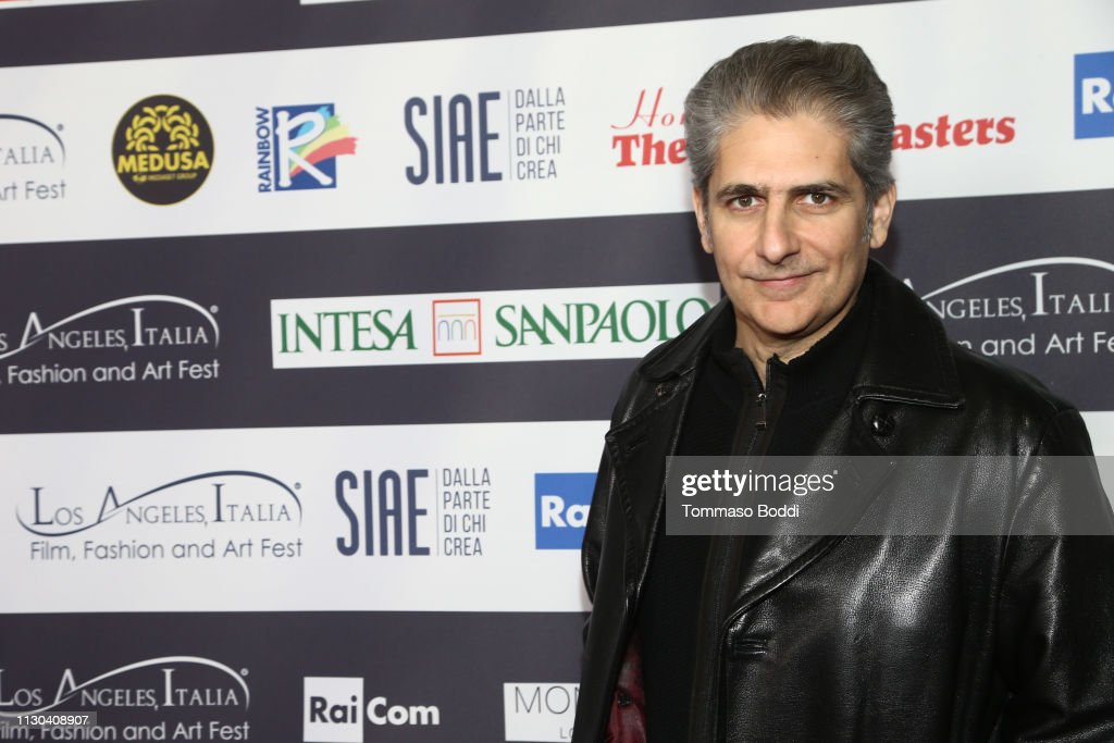 CA: 14th Annual Los Angeles Italia Film Fashion And Art Fest - Opening Night Gala