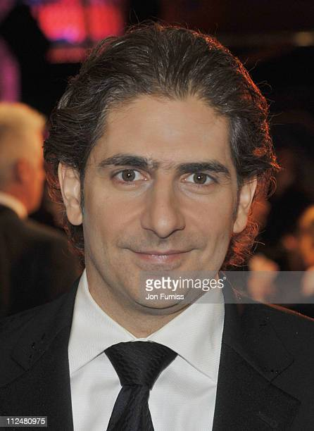 Michael Imperioli attends the Cinema & Television Benevolent Fund Royal Film Performance 2009: The Lovely Bones at Odeon Leicester Square on November...