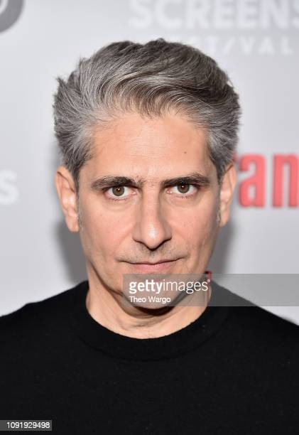 Michael Imperioli attends the The Sopranos 20th Anniversary Panel Discussion at SVA Theater on January 09 2019 in New York City