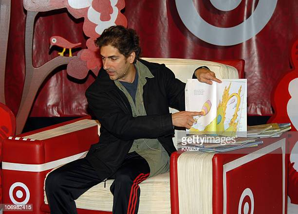 Michael Imperioli during 13th Annual Kids for Kids Celebrity Carnival to Benefit the Elizabeth Glaser Pediatric AIDS Foundation Inside at Industria...