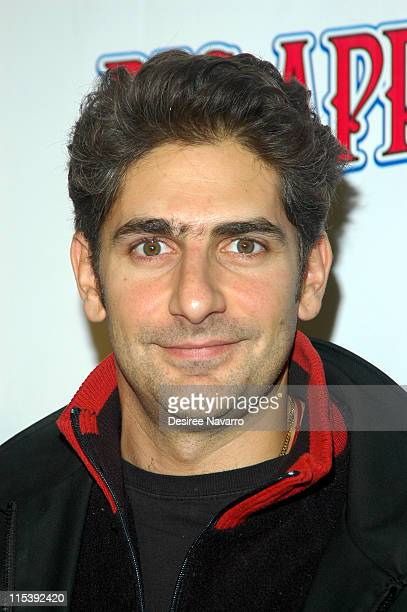 Michael Imperioli during 2005 Big Apple Circus Opening Night Gala Benefit at Damrosch Park Lincoln Center in New York City New York United States