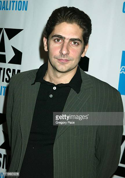 Michael Imperioli during Night of Too Many Stars Evening to Benefit The Autism Coalition at Roseland Ballroom in New York NY United States