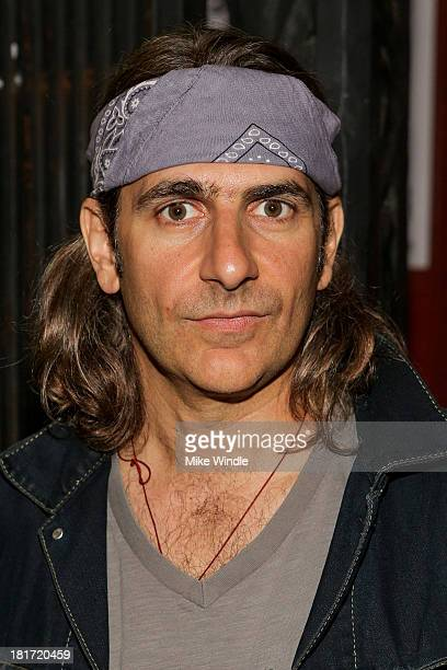 Michael Imperioli of La Dolce Vita poses at Silverlake Lounge on September 23 2013 in Los Angeles California