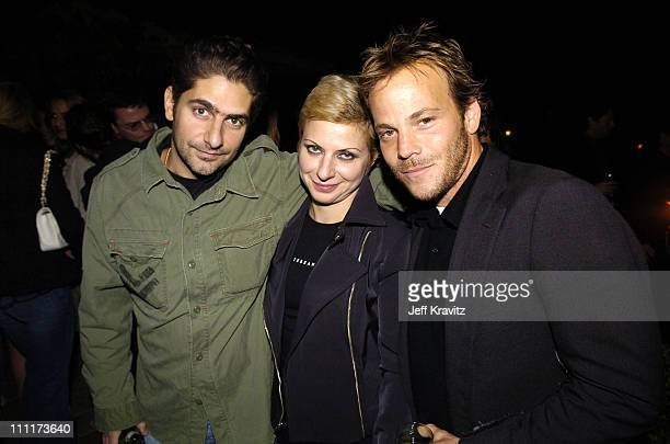 Michael Imperioli Victoria Imperioli and Stephen Dorff