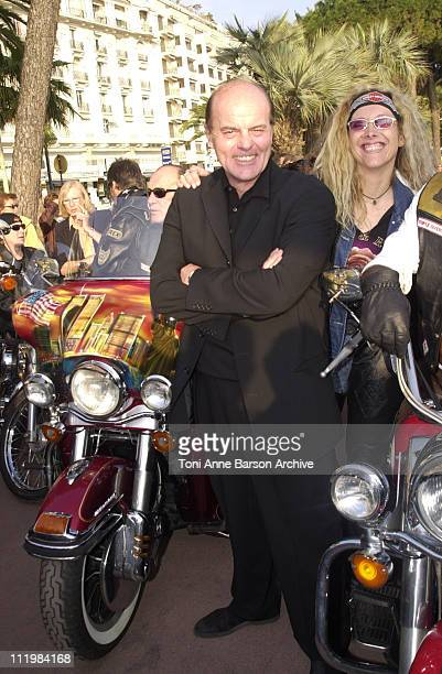 Michael Ironside during MIPTV 2002 The Last Chapter Michael Ironside Photocall at On The Croisette in Cannes France