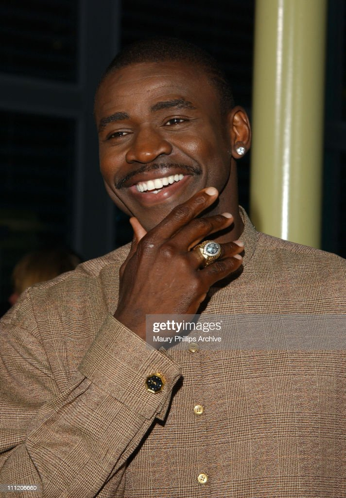 Michael Irvin during 'Martin Lawrence Live: Runteldat' World Premiere at ArcLight Cinemas in Hollywood, California, United States.