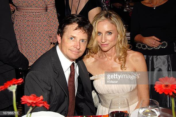 Michael J. Fox and Tracy Pollan **EXCLUSIVE COVERAGE**