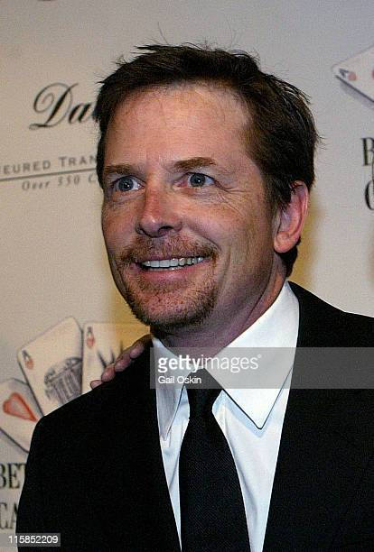 Michael J Fox at The Cam Neely Foundation for Cancer Care The Leary Firefighters Foundation and The Michael J Fox Foundation for Parkinson's Research...