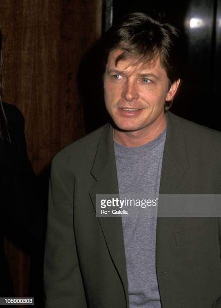 Michael J Fox during 1996 Primetime Partners Conference at Museum of TV Radio in New York City New York United States