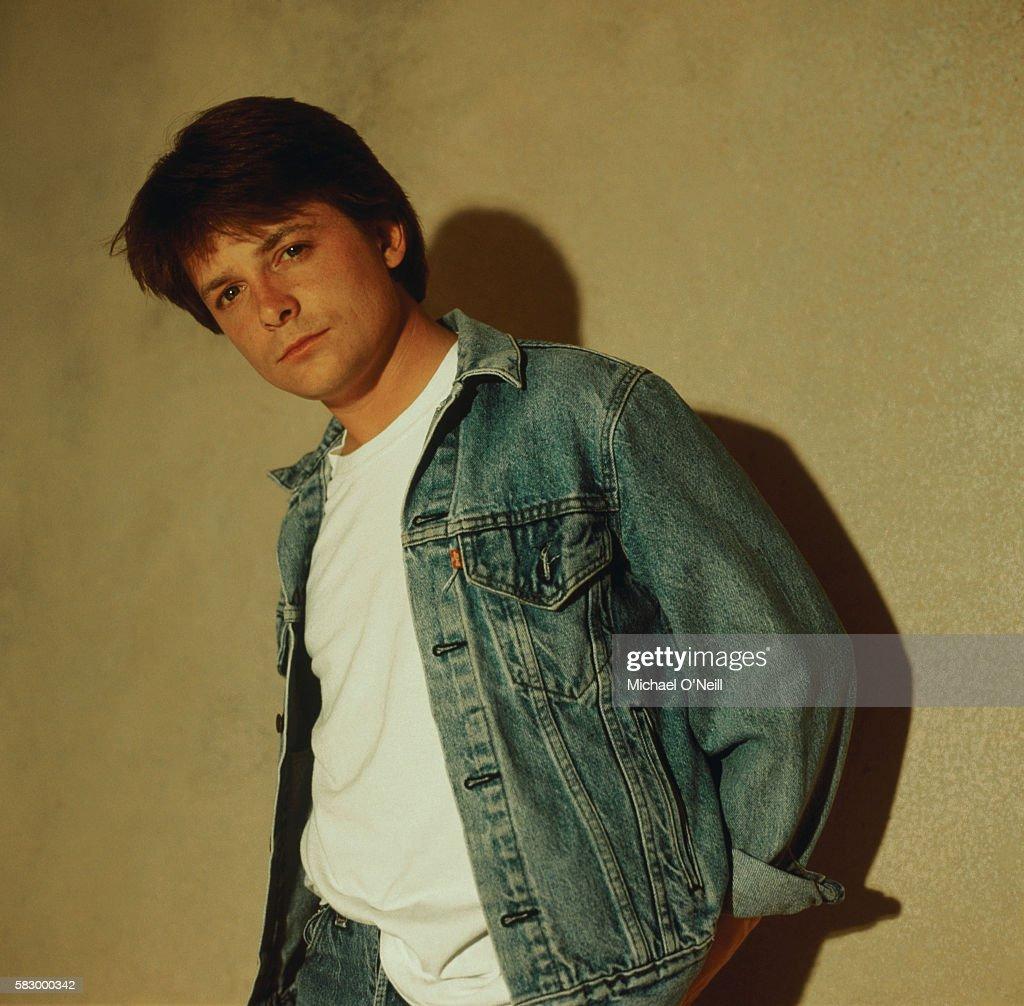 Michael J. Fox, 2000 : News Photo