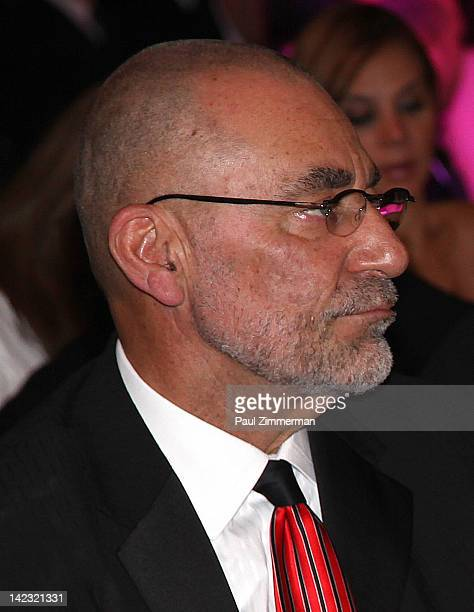 Michael Jack attends the 55th Annual New York Emmy Awards gala at the Marriott Marquis Times Square on April 1 2012 in New York City