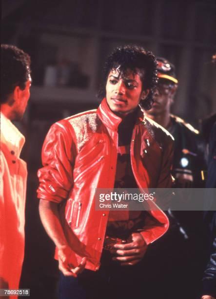 Michael Jackson 1983 making Beat It Video