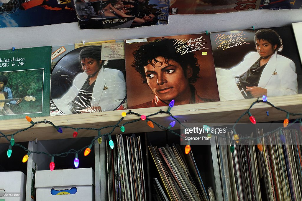 Michael Jackson Is Remembered In New York City : ニュース写真