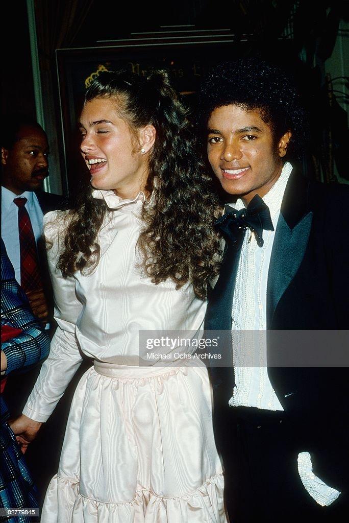 Michael And Brooke : News Photo