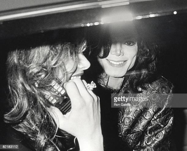 Michael Jackson and Brooke Shields