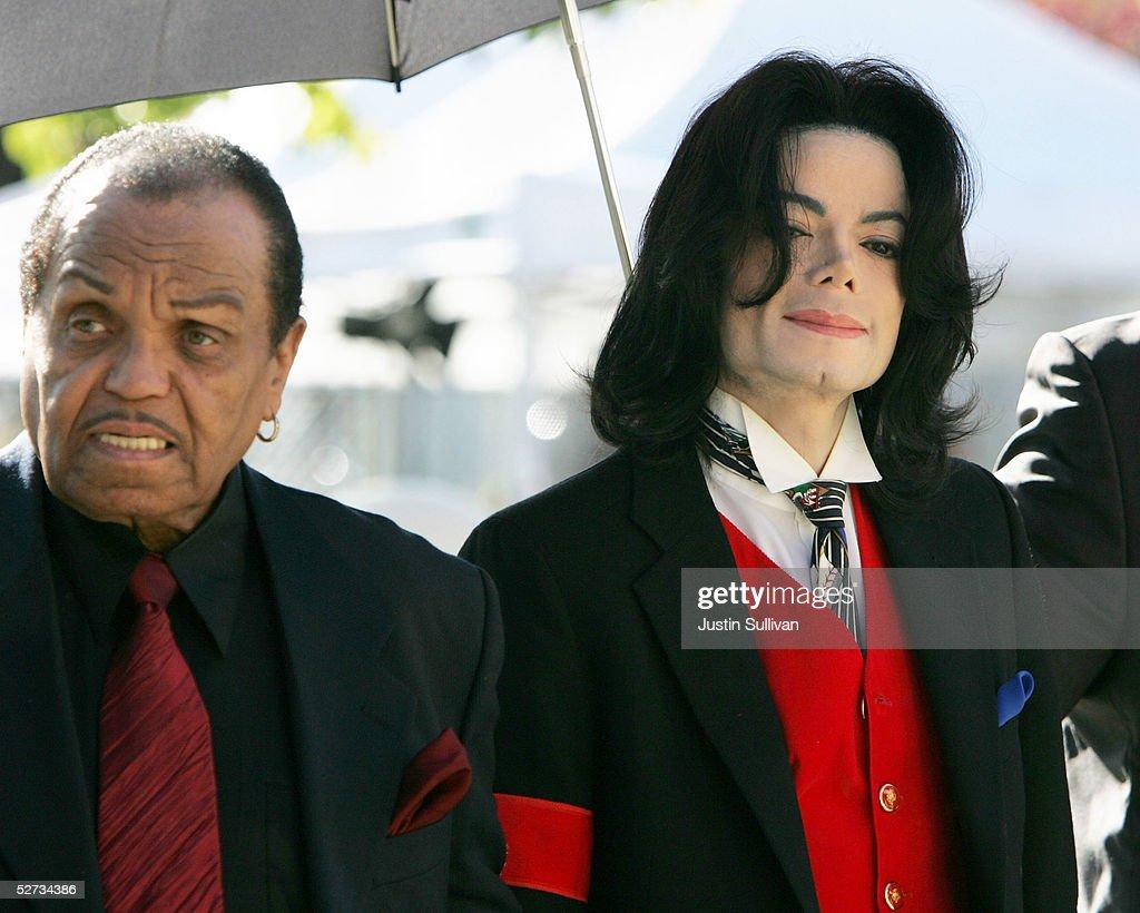 Michael Jackson Court Case Continues : Nachrichtenfoto