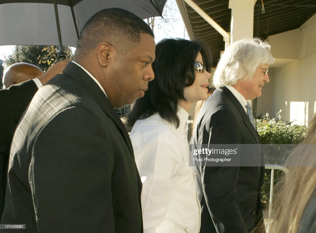 Michael Jackson Trial - Jury Selection - January 31, 2005