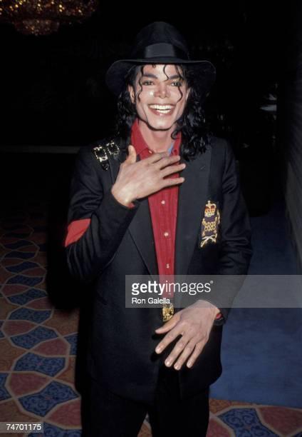 Michael Jackson at the Taj Mahal Hotel and Casino in Atlantic City New Jersey