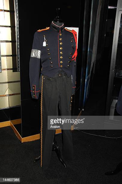 Michael Jackson Clothes from Neverland