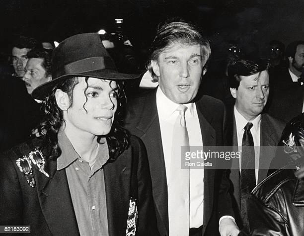 Michael Jackson Donald Trump
