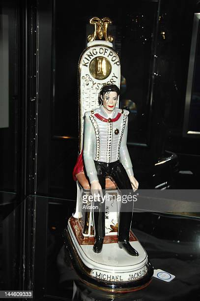 Michael Jackson Figurine from Neverland