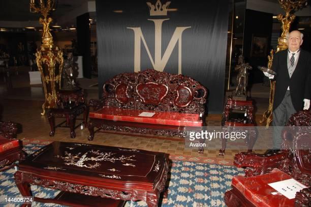 Michael Jackson Furniture from Neverland