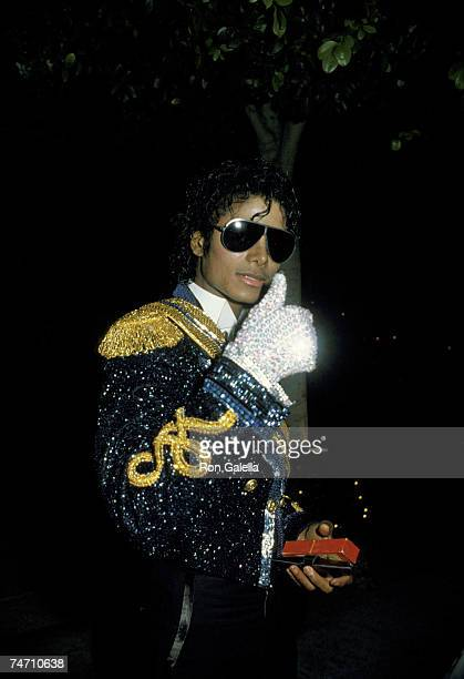 Michael Jackson in Los Angeles California