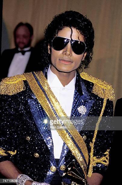 Michael Jackson in Los Angeles California
