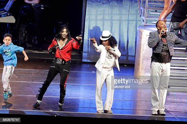 Michael Jackson Musical ThrillerLive ThrillerLive feiert das Phänomen Michael Jackson und macht seine größten Hits und seinen unverwechselbaren...
