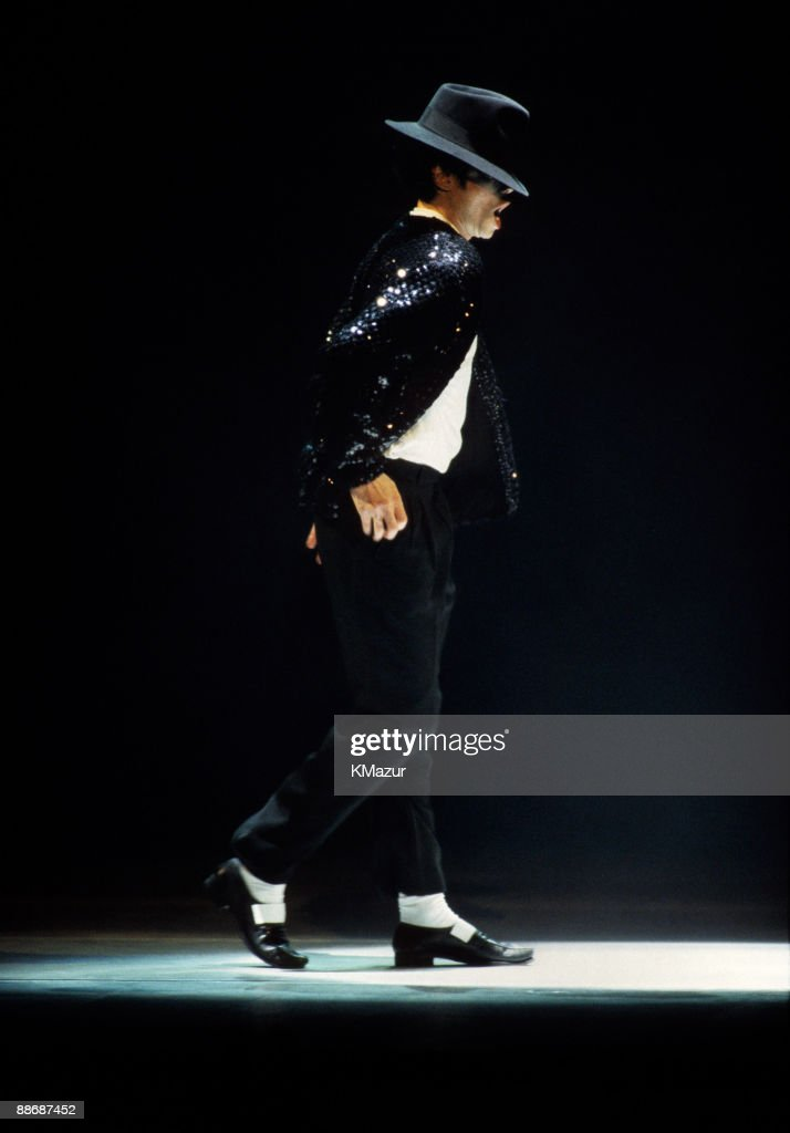 Michael Jackson performs at the 12th Annual MTV Movie Awards at Radio City Music Hall in New York City on September 7, 1995.