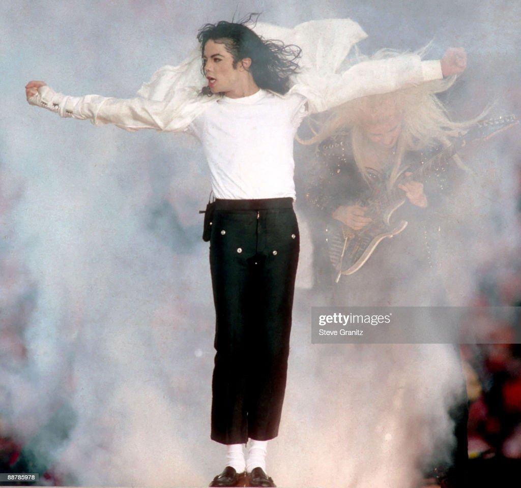 Michael Jackson File Images : News Photo