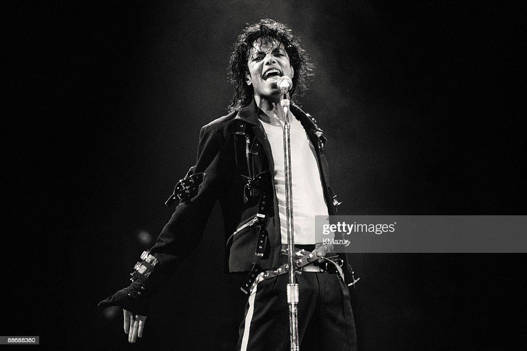 Michael Jackson - File Photos By Kevin Mazur : ニュース写真