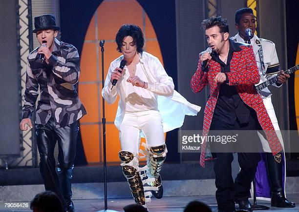 *NSYNC Michael Jackson