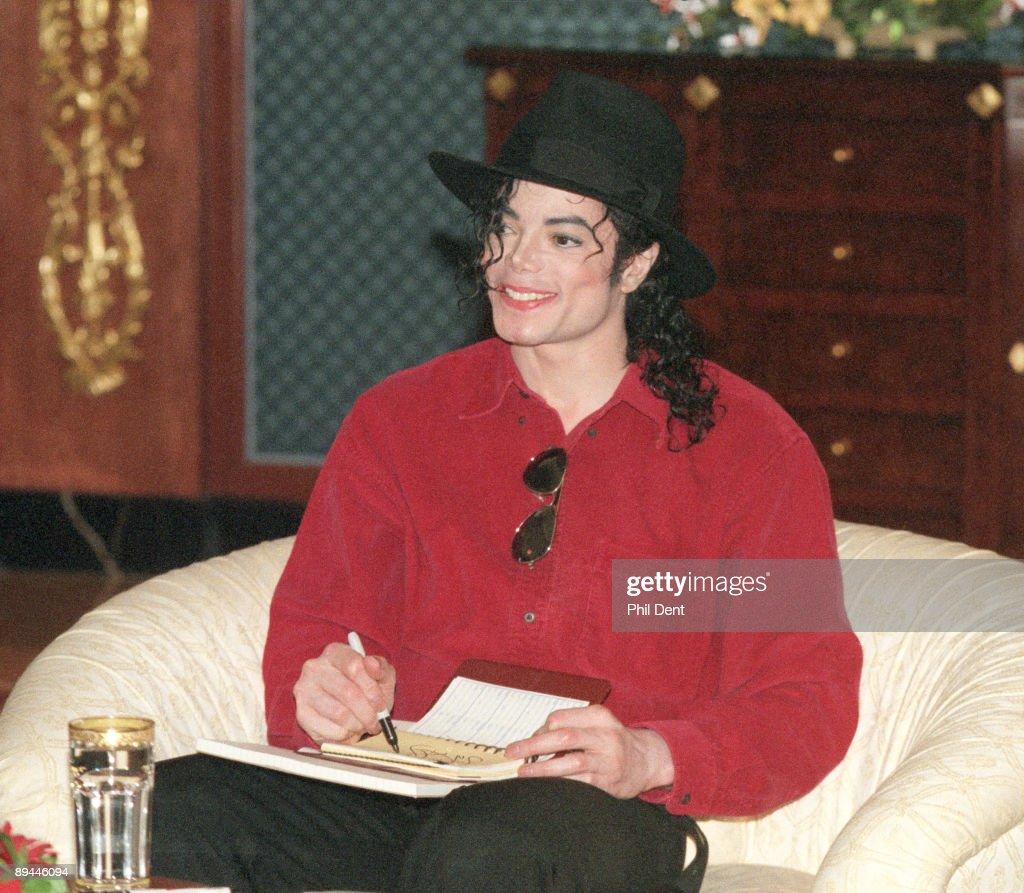 Michael Jackson HIStory Tour : Nachrichtenfoto