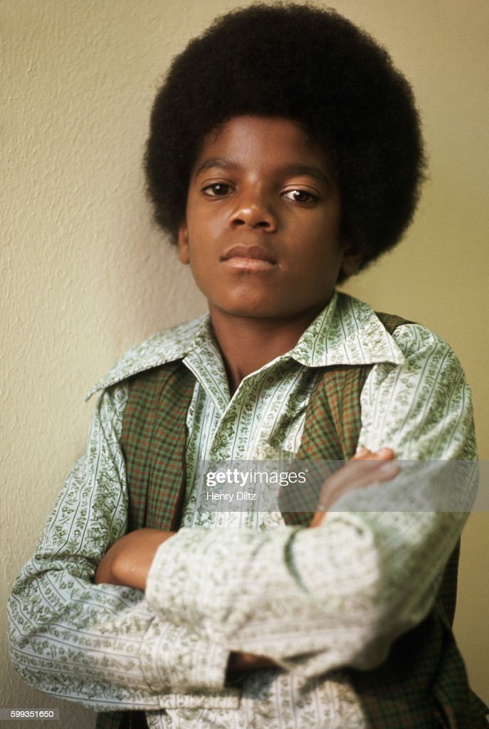 Singer Michael Jackson : News Photo