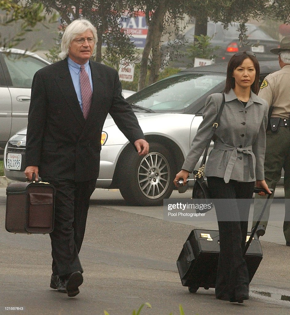 Pre-Trial Hearing in the Michael Jackson Child Molestation Charges - October 14, 2004